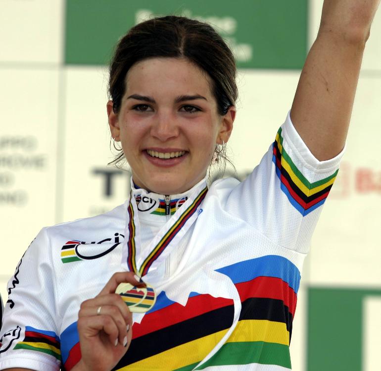 Tereza Huříková – Rouvy Team Member and Olympian